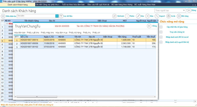 Phần mềm quản lý bán hàng thực phẩm và nông sản